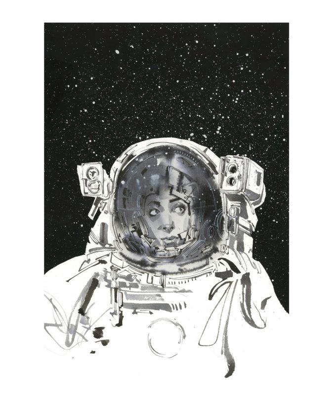 Astronauta 02