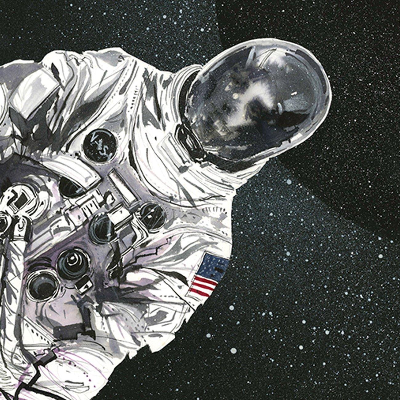 Astronauta 07