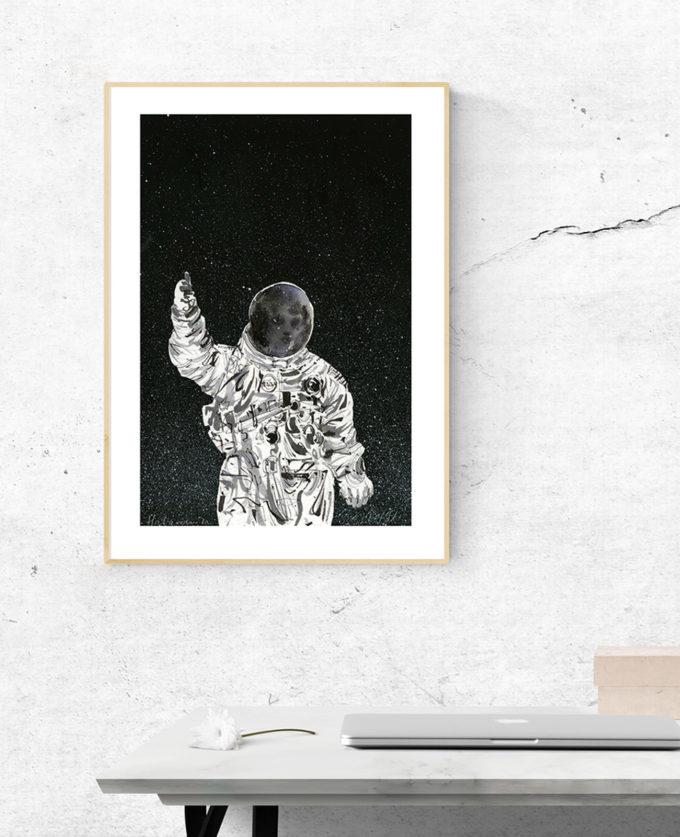 Astronauta 08