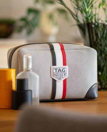 TAG Heuer toiletry bag
