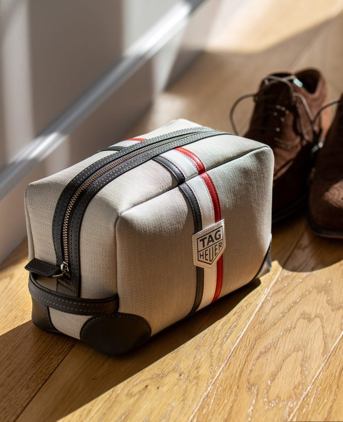 TAG Heuer toiletry bag