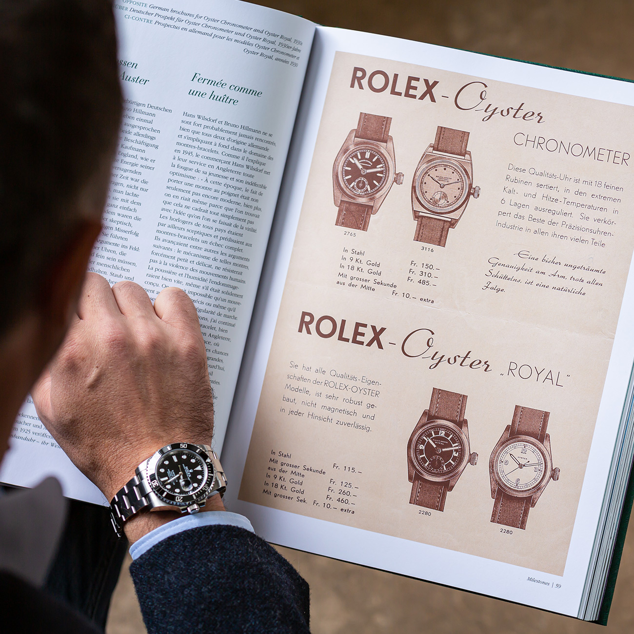 The Watch Book Rolex - Gisbert L. Brunner