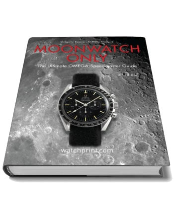 Moonwatch Only, 3 edition