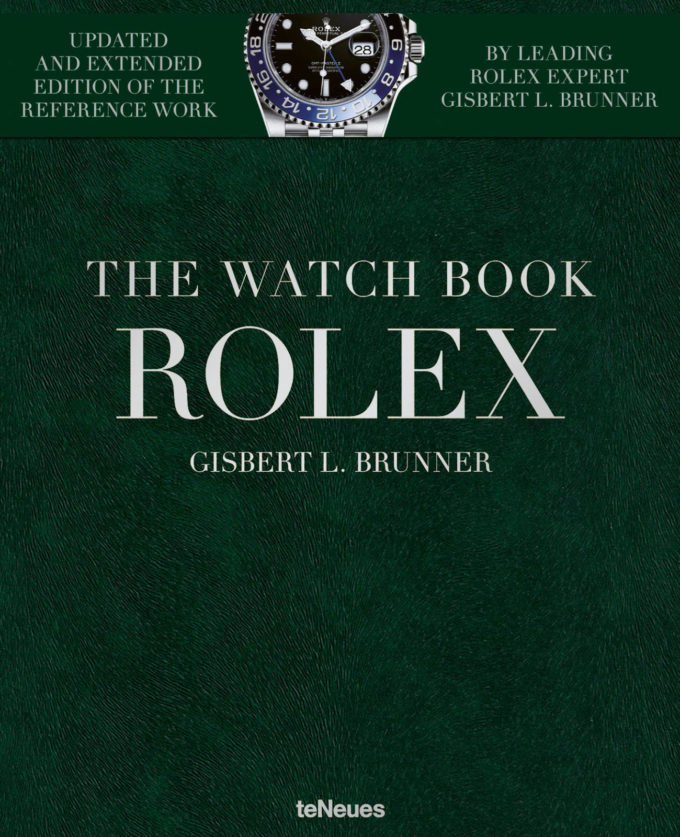 The Watch Book Rolex (extended edition)