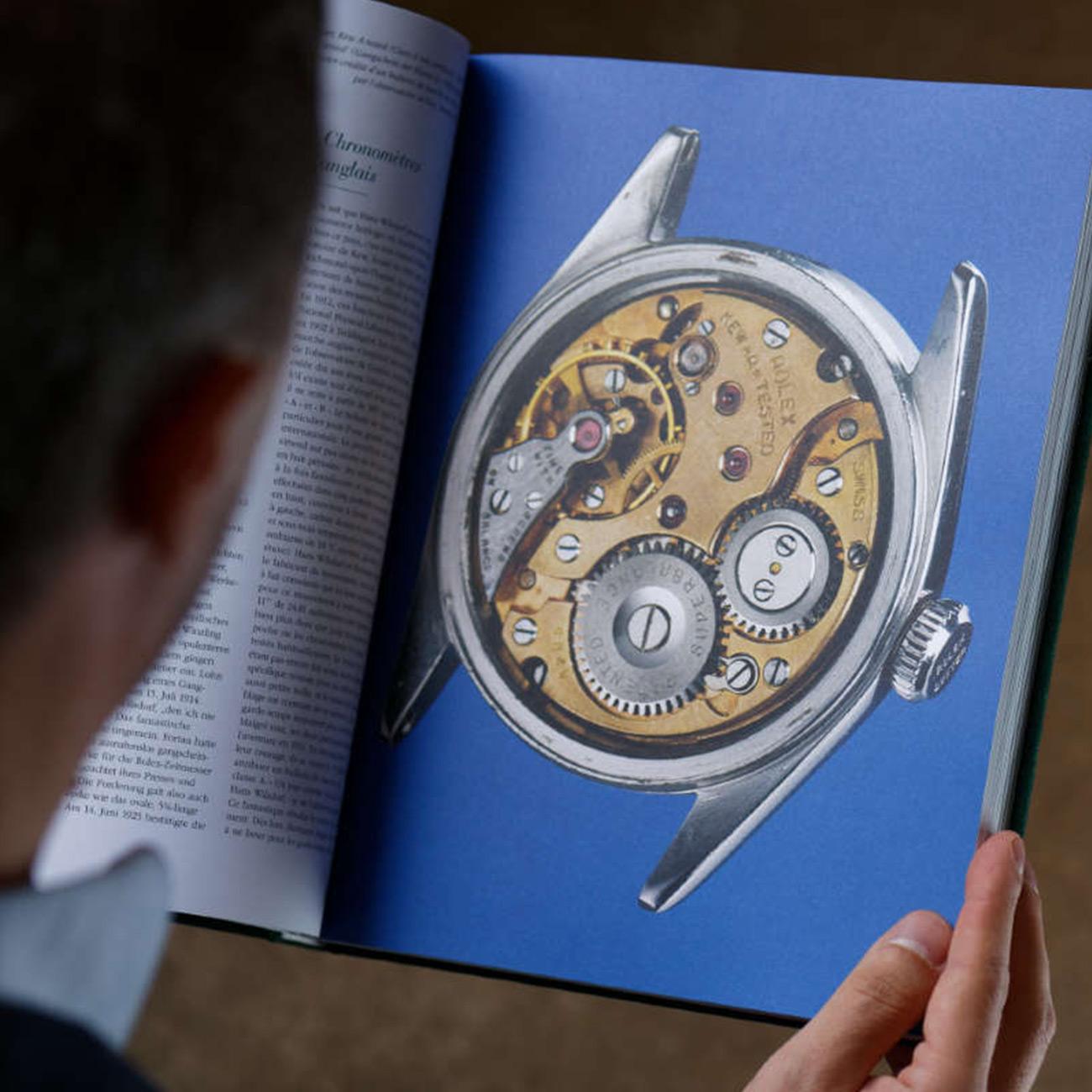The Watch Book Rolex (wydanie rozszerzone) - Gisbert L. Brunner
