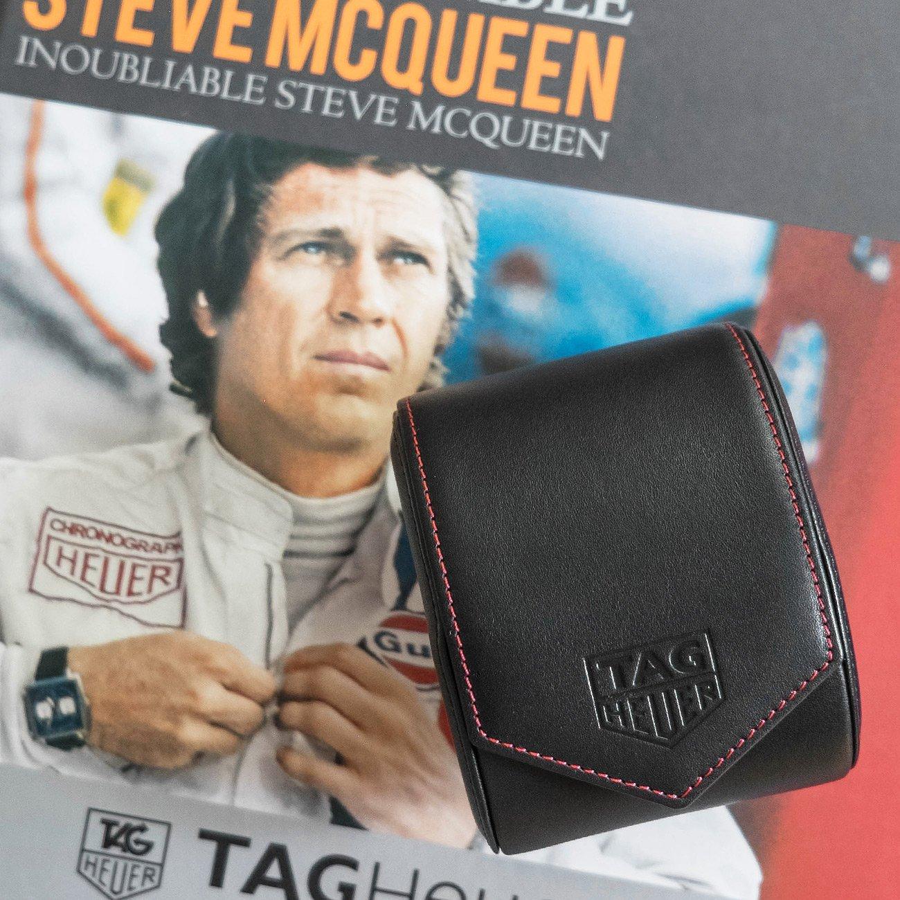 Etui na jeden zegarek marki TAG Heuer