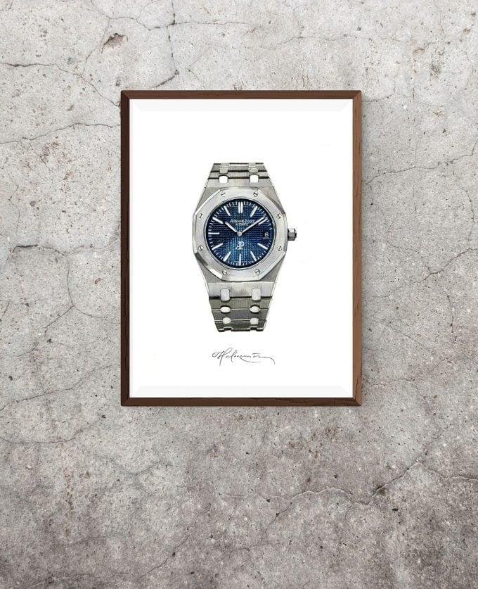 Icons of Watchmaking - Audemars Piguet Royal Oak