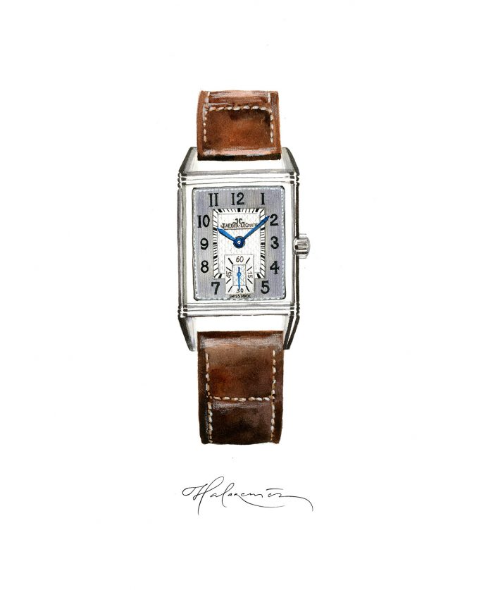 Icons of Watchmaking - JLC Reverso
