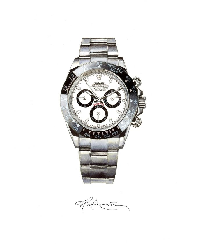 Icons of Watchmaking - Rolex Daytona