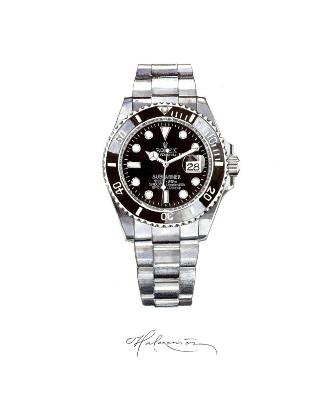 Icons of Watchmaking - Rolex Submariner