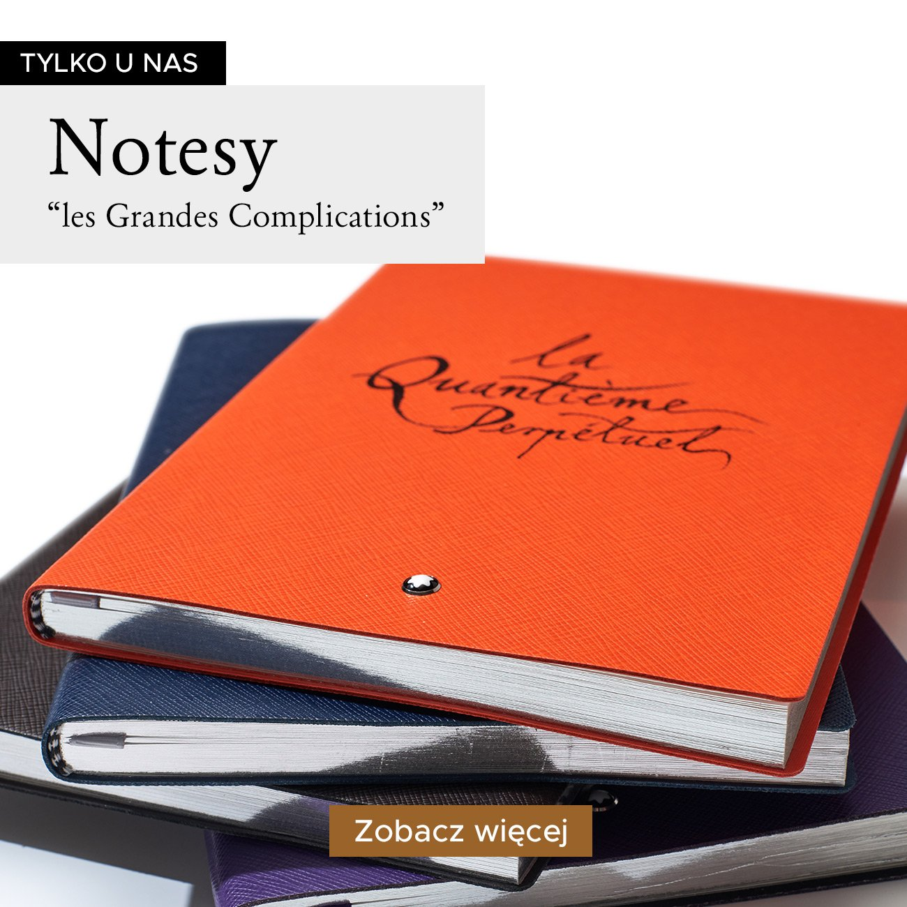 Notesy 'les Grandes Complications'